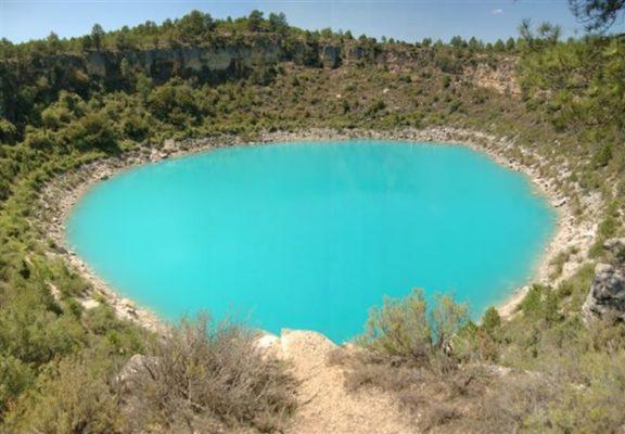 Laguna la Gitana Cuenca