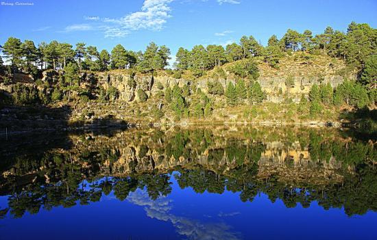 El blanquear de la laguna «La Gitana»