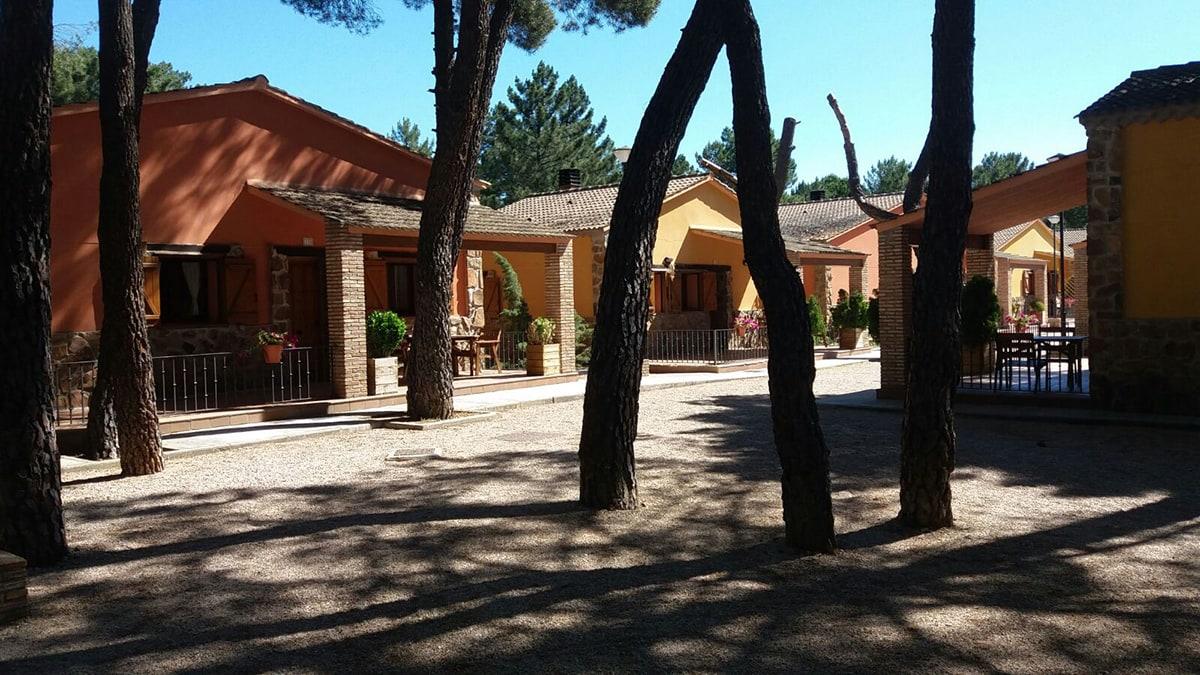 cabañas Cuenca