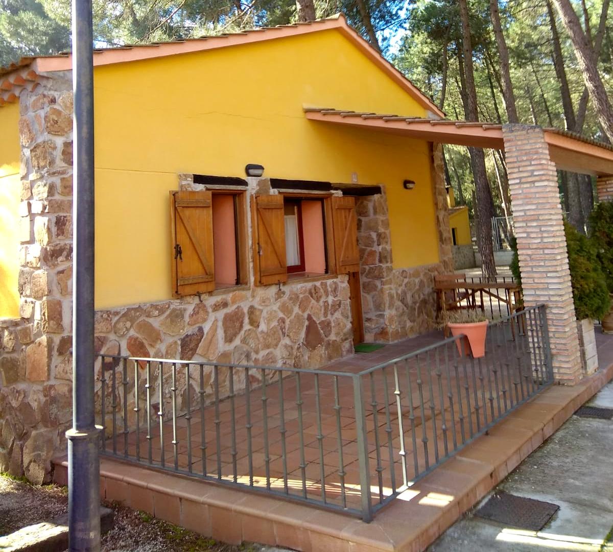 Cabaña rural en Cuenca