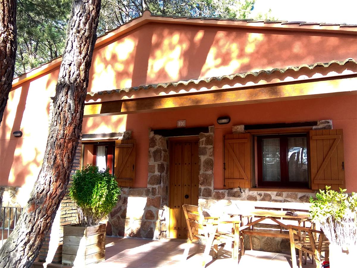 Cabaña en Cuenca