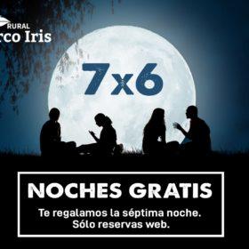oferta 1 noche gratis